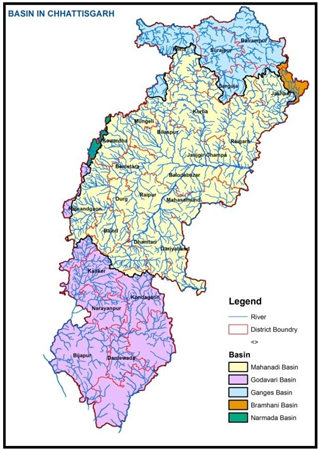 Basin in Chtgrh